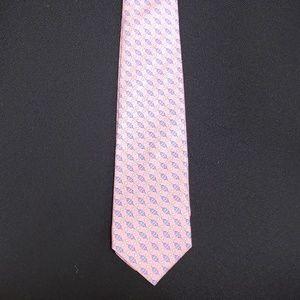 Brooks Brothers Pink Tie